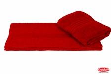 Рушник RAINBOW Kirmizi 50х90 червоний 500г/м2