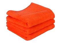 Рушник махровий Maisonette Izzy 34*80 помаранчевий 420 г/м2 - фото 24354