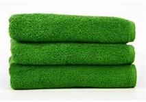 Рушник махровий Maisonette Izzy 34*80 зелений 420 г/м2 - фото 24358