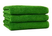 Рушник махровий Maisonette Izzy 34*80 зелений 420 г/м2 - фото 24360