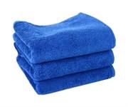 Рушник махровий Maisonette Izzy 34*80 синій 420 г/м2