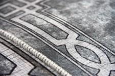 Набір килимків Ella 60*100+40*60 EL5 GRI - фото 25104