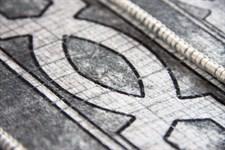 Набір килимків Ella 60*100+40*60 EL5 GRI - фото 25105