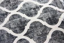 Набір килимків Ella 60*100+50*60 EL7 Gri Desenli - фото 25119
