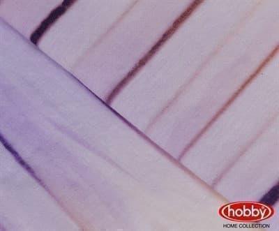 КПБ Hobby Batik Kirik бузковий 200*220/2*50*70 - фото 6017