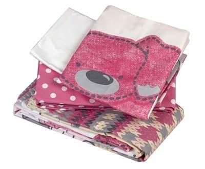 Hobby Tombik рожевий 100*150/2*35*45 - фото 6256