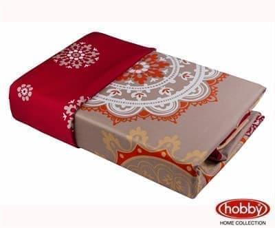 КПБ Hobby Exclusive Sateen Ottoman золотий 2*160*220/2*50*70+2*70*70 - фото 6394