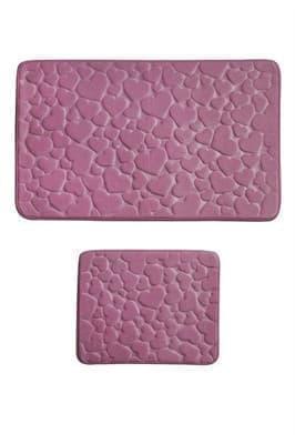 Набір килимків SAMOS 50*60+60*100 PEMBE KALP