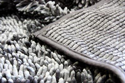 Набір килимків LILO 40*60+60*100 DARK GREY - фото 6770