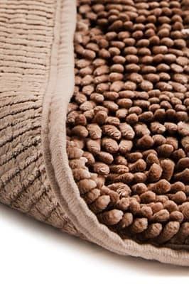 Набір килимків LILO 40*60+60*100 BROWN - фото 6774