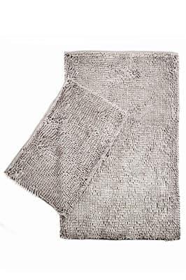 Набір килимків LILO 40*60+60*100 LIGHT GREY