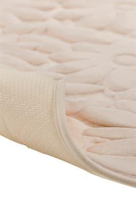 Набір килимків SAMOS 40*50+50*80 KREM PAPATYA - фото 6814