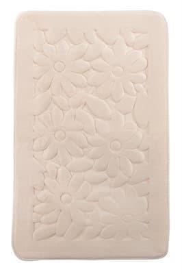 Набір килимків SAMOS 40*50+50*80 KREM PAPATYA - фото 6815