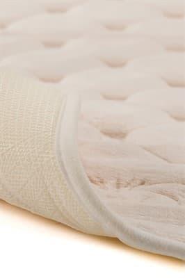Набір килимків SAMOS 40*50+50*80 KREM CERCEVELI - фото 6877