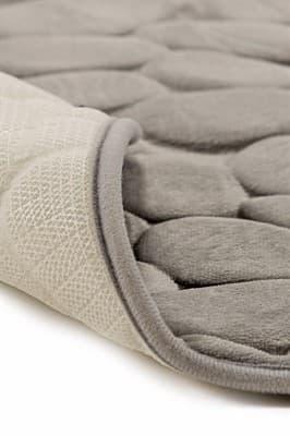Набір килимків SAMOS 40*50+50*80 GRI TAS - фото 6878