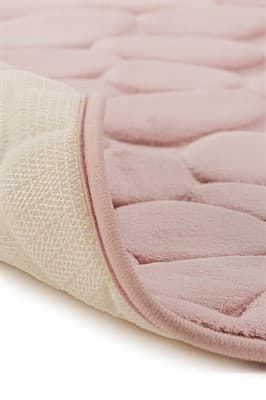 Набір килимків SAMOS 40*50+50*80 PEMBE TAS - фото 6880