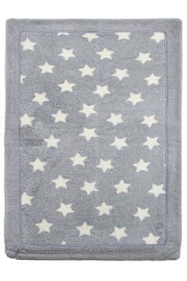 Набір килимків LUX SUFFY 40*60+60*90 YILDIZLI GRI - фото 6943