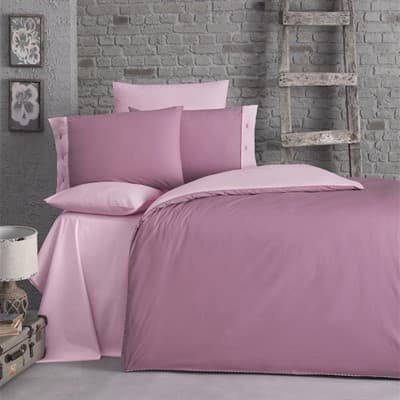 КПБ LP Ranforce JULIET powder/pink 200*220/4*50*70