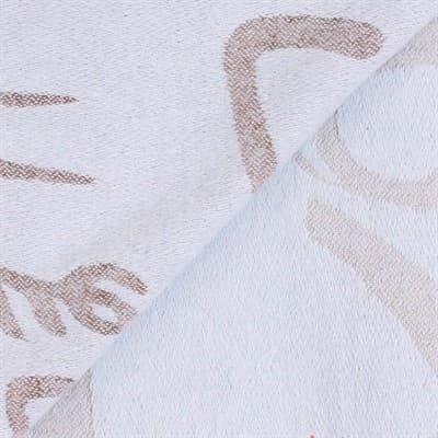 """Плед Vladi """"Сан-Ремо"""" Love 140*200 блак - фото 7204"""