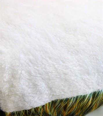 Подушка декор Bear 60*70см - фото 7517