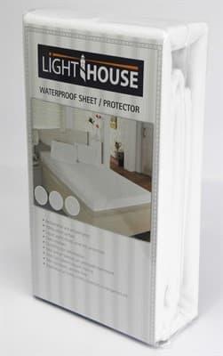 Наматрасник водонепроникний LightHouse махр. Terry 160*200