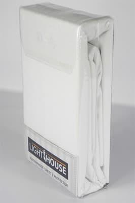 Наматрасник водонепроникний LightHouse махр. Terry 160*200 - фото 7581