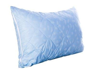 Чохол для подушки 50*70 блакитний - фото 7829