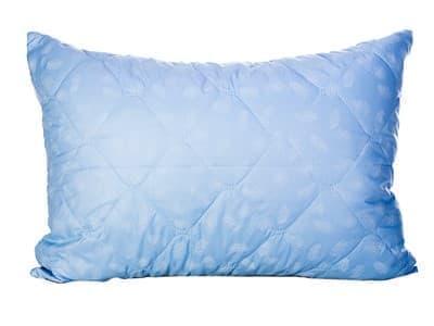 Чохол для подушки 50*70 блакитний - фото 7830
