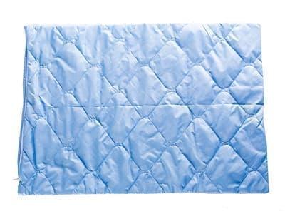 Чохол для подушки 50*70 блакитний - фото 7832