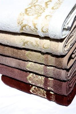 Набір рушників махр P. Sirma Soft 70*140 450г/м2, 6 шт./уп. - фото 8215