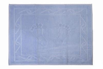 Рушник д/ніг Hayal 50*70 блакитний 700г/м2