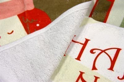 Набір рушників для кухні New Year V1 40*60 2 шт. - фото 8357