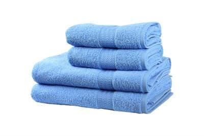 Рушник RAINBOW Mavi 30х50 блакитний 500г/м2 - фото 8519