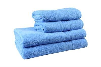 Рушник RAINBOW Mavi 30х50 блакитний 500г/м2 - фото 8520
