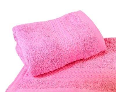 Рушник RAINBOW Pembe 30х50 св.рожевий 500г/м2