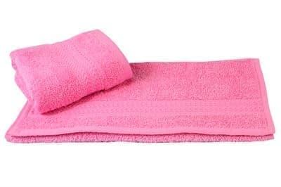 Рушник RAINBOW Pembe 30х50 св.рожевий 500г/м2 - фото 8650