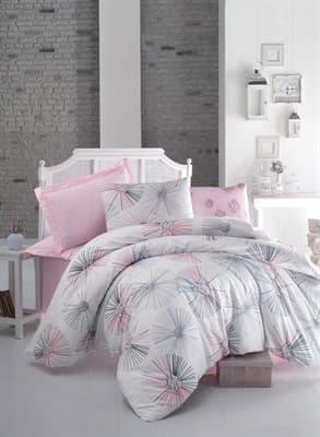 LP Ranforce ELISSA рожевий 200*220/2*50*70