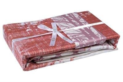 Hobby Exclusive Sateen Alandra рожевий 200*220/4*50*70 * - фото 9771