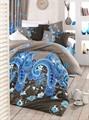 КПБ LIGHTHOUSE бязь голд HAYAT блакитний 200*220/2*50*70 - фото 5719