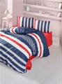 КПБ LIGHTHOUSE ranforce STRIPE 160*220/2*50*70 - фото 5858