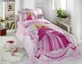КПБ Hobby Ranforce Princess рожевий 160*220/1*50*70 - фото 6031