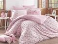 КПБ Hobby Poplin Luisa рожевий 2*160*220/2*50*70 - фото 6207