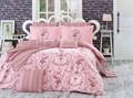 КПБ Hobby Poplin Ornella рожевий 2*160*220/2*50*70 - фото 6212