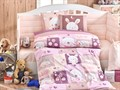КПБ Hobby дит. Snoopy рожевий 100*150/2*35*45 - фото 6241