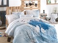 Hobby Exclusive Sateen Alandra блакитний 200*220/4*50*70 - фото 6319