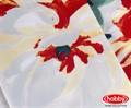 Hobby Exclusive Sateen Lavida червоний 200*220/4*50*70 * - фото 6347