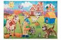 Килимок д/дитячої кімнати KIDS 100*140 СIFTLIK - фото 6643