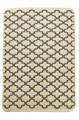 Набір килимків SOLO 40*60+60*90 KREM GRI GEOMETRI - фото 6698