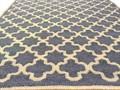 Набір килимків SOLO 40*60+60*90 KREM GRI GEOMETRI - фото 6907