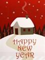 Набір рушників д/кухні New Year V1 40*60 2 шт. - фото 8356